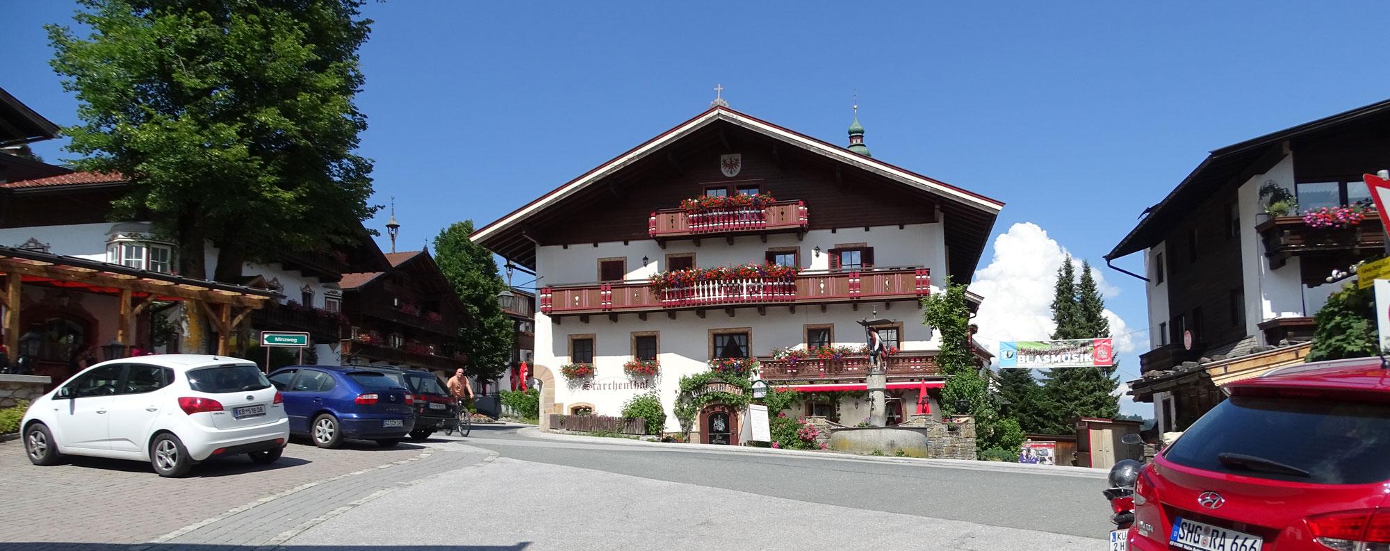 starchenthof wildschönau